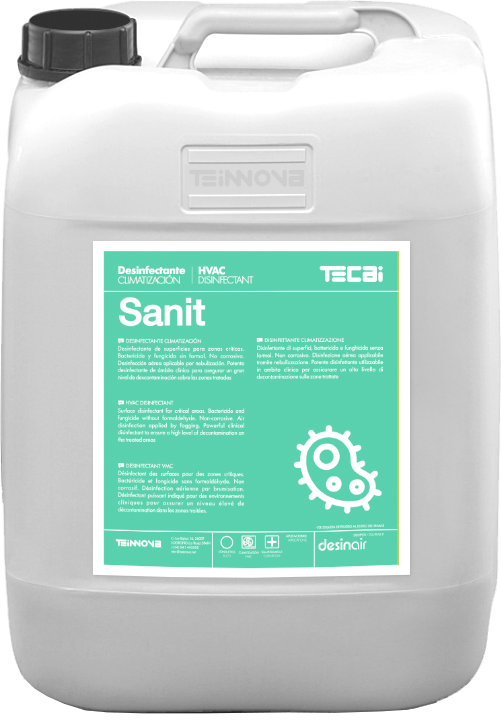 smart disinfection system