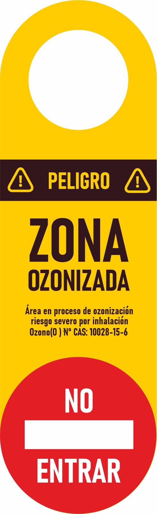 Ozonizador portátil para desinfecção de salas