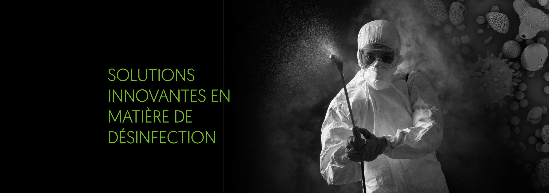 COVIX MATÉRIEL DE DÉSINFECTION NÉBULISEURS ET GÉNÉRATEURS D'OZONE