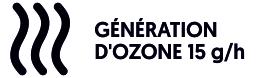 Générateur d'ozone intelligent pour la désinfection