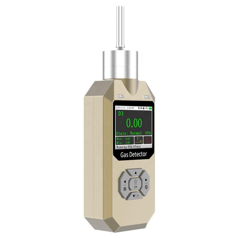 medidor cantidad ozono