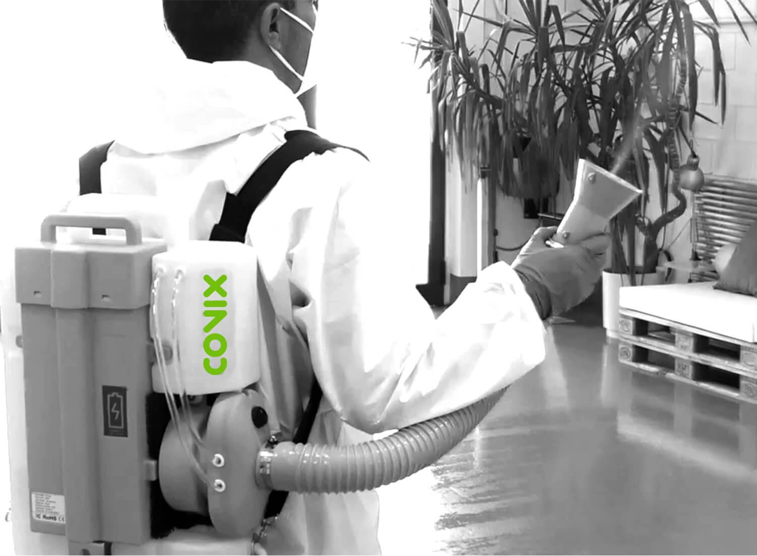 Nébulisateurs ULV pour la désinfection des locaux et des surfaces